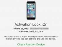 Hướng dẫn kiểm tra tình trạng Activation Lock mới nhất 2018