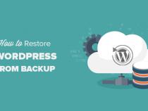 Hướng dẫn restore dữ liệu WordPress thủ công