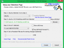 Làm thế nào để tạo Ubuntu Bootable USB trong Windows 7,8 hoặc 10?