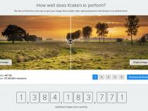 Kraken.io – Dịch vụ giảm dung lượng ảnh tự động trên web tuyệt vời