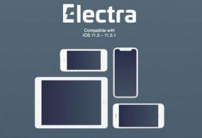 Update 1.0.5 – Hướng dẫn jailbreak iOS 11.2-11.3.1 bằng công cụ Electra