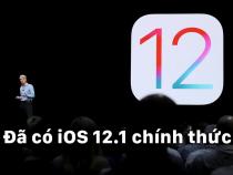 (Update 12.1.4) Đã có iOS 12.1 chính thức mời cập nhật ngay để trải nghiệm