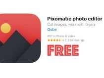 Pixomatic photo editor – Ứng dụng chỉnh sửa hình trị giá 4.99$ đang free trên Appstore