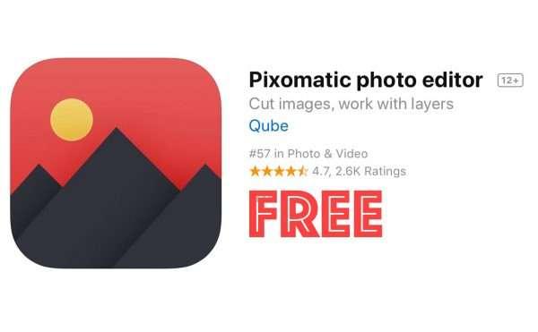 Pixomatic photo editor - Phần mềm chỉnh sửa ảnh chuyên nghiệp cho iOS