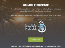 Giveaway: Sins of a Solar Empire: Rebellion – Game chiến thuật khá hay