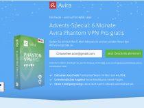 Giveaway 6 tháng – Avira Phantom VPN Pro: Phần mềm ẩn IP hoàn hảo