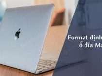 Hướng dẫn xóa sạch dữ liệu và cài lại Mac Os mới nhất
