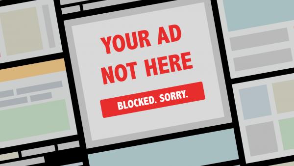 chặn quảng cáo