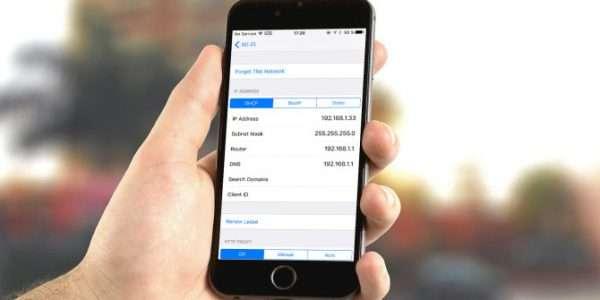 Hướng dẫn: Cách tìm địa chỉ ip trên smartphone mới nhất hiện nay