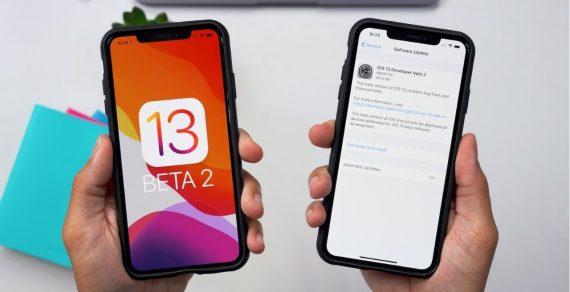 Update: iOS 14.6 beta 1 – Cập nhật ngay iOS 13 beta 8 sửa nhiều lỗi