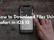 Tips: tải file trên Safari của iOS 13 và iPadOS