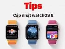 Tips: Cập nhật watchOS 6 trực tiếp trên Apple Watch