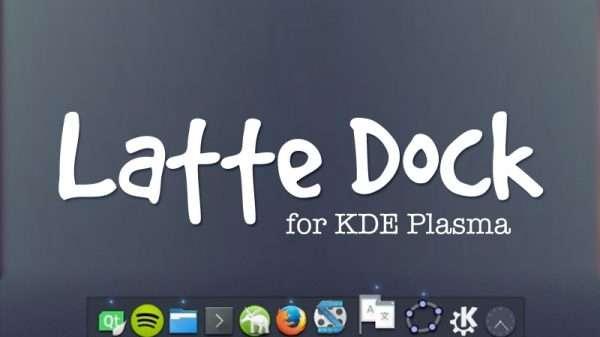 Latte Dock 0.9