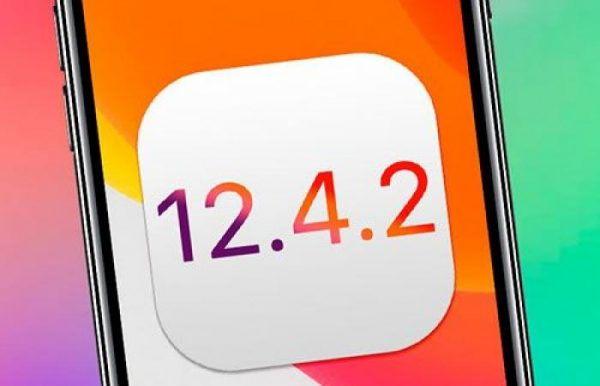 update iOS 12.4.2