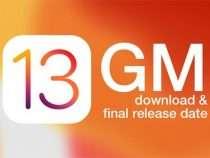 Apple phát hành iOS 13.0 GM (Golden Master), mời bạn cập nhật ngay