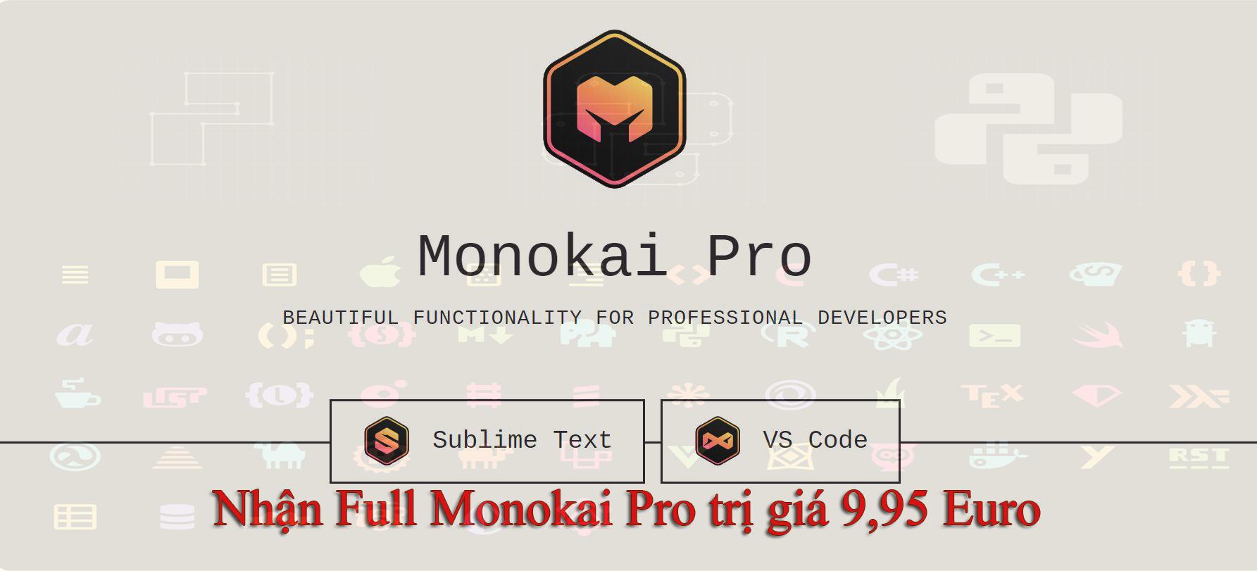 Monokai Pro