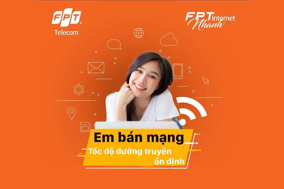 lắp đặt mạng FPT