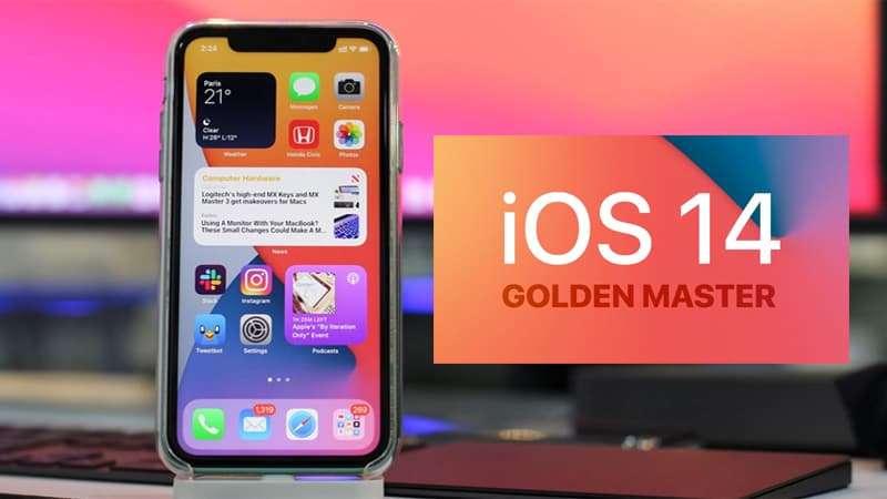 iOS 14/iPadOS 14 (GM) chính thức vừa được phát hành