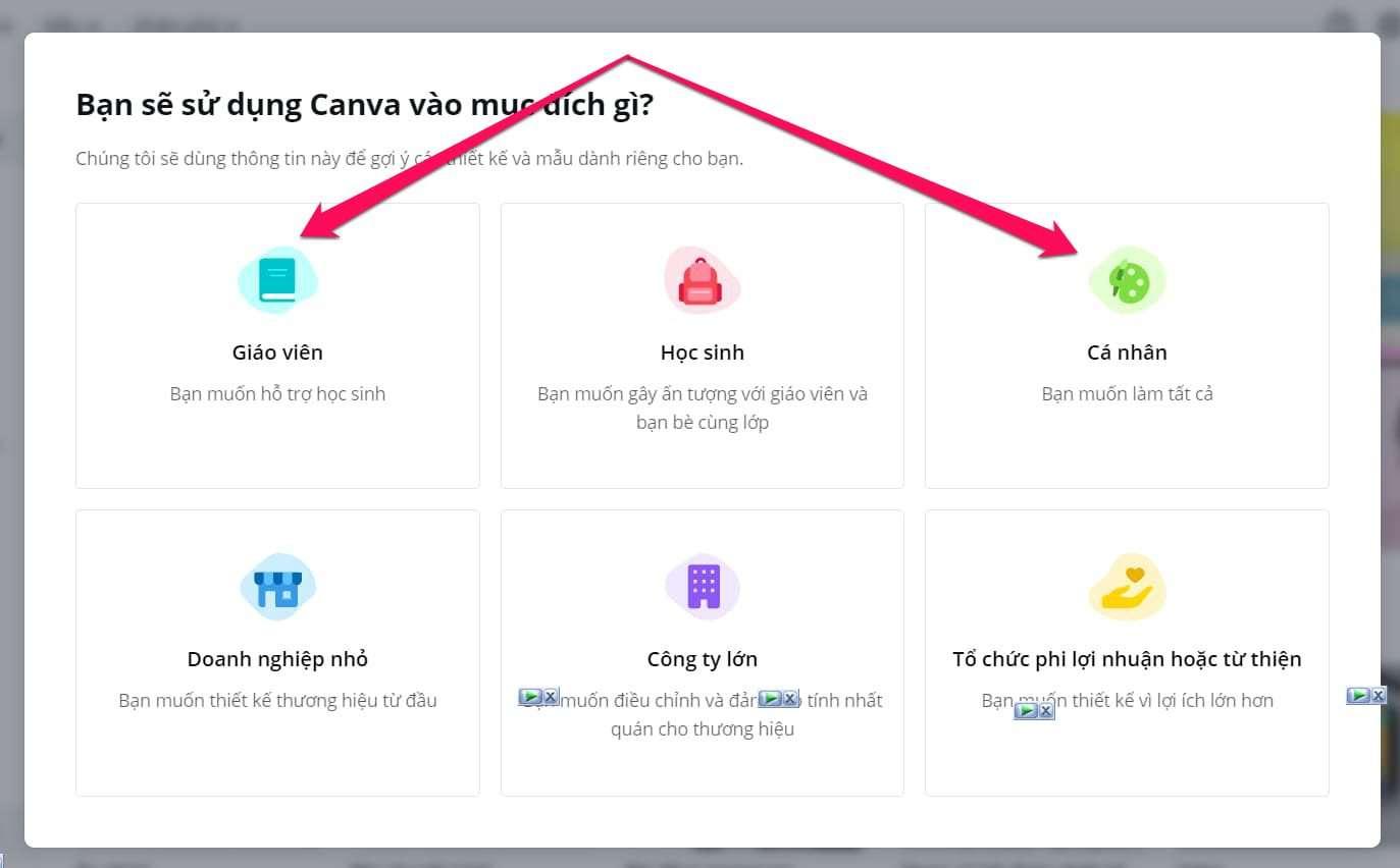 tài khoản Canva Premium