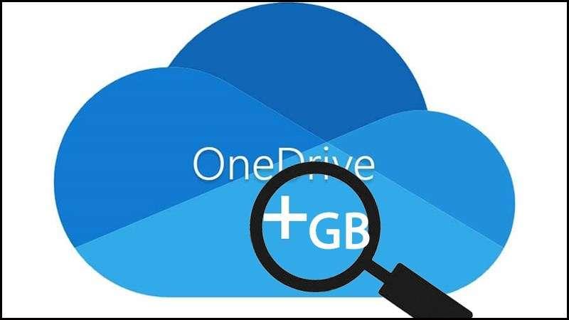 Hướng dẫn xem dung lượng hiện tại cho OneDrive