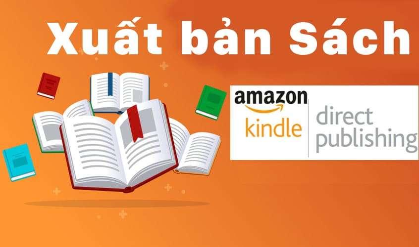 Xuất bản sách Kindle trên Amazon