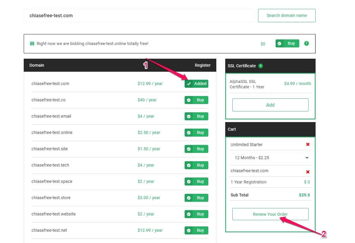 Hướng dẫn sử dụng và đăng ký Stablehost với coupon 80% - Chia sẽ miễn phí