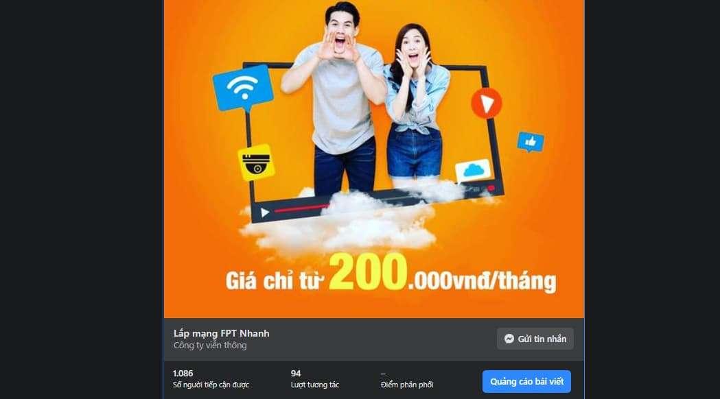 Hướng dẫn tạo quảng cáo từ Trang Facebook chi tiết nhất