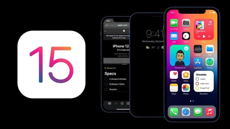 Update 15.0.2 – iOS 15 chính thức nhiều thay đổi mời cập nhật ngay