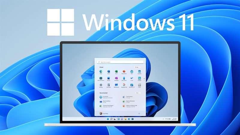 Windows 11 chính thức rồi lên thôi nào anh em